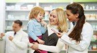 Дитячі противірусні препарати – які засоби призначають дітям