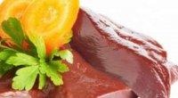Печінка при грудному вигодовуванні – можна їсти різні види субпродуктів?