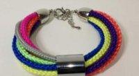 Як самостійно сплести мотузковий браслет?