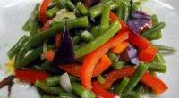 Доступні рецепти приготування салатів зі спаржевої квасолі