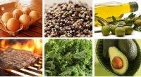 У яких продуктах міститься фосфор?