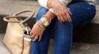Обтягуючі джинси: з чим їх можна носити