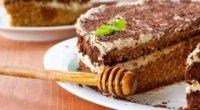 Торт шоколадний медовик: 4 покрокових рецепта