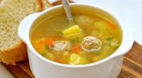 Складаємо меню для дитини правильно – готуємо корисні дитячі супи