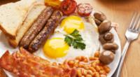 Англійський сніданок: рецепти та поради з приготування