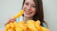 Як різати картоплю для смаження правильно?