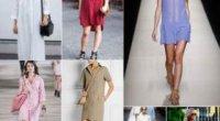Сукня з чоловічої сорочки – як зробити, з чим носити?