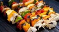 Овочі на мангалі: як приготувати, замаринувати, рецепти