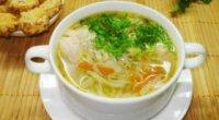 Готуємо смачні супи з домашньою локшиною: рецепти від «А» до «Я»!