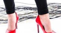 Як швидко розм'якшити п'яту на взутті в домашніх умовах?