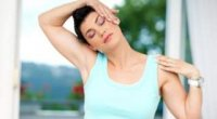 Як виконується гімнастика для шиї при остеохондрозі?