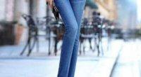 Джинси з високою талією: з чим носити