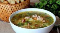 Скільки варити свинину для супу шматочками і на кістці?