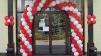 Створюємо арку з повітряних кульок на весілля своїми руками