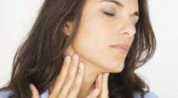 Першіння в горлі: лікування народними засобами