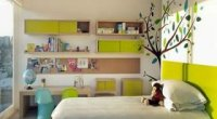 Інтер'єр дитячої кімнати для хлопчиків і дівчаток з фото