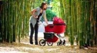 Гуляємо з новонародженою дитиною: на який день, скільки часу, як зібратися