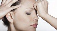 Сильно болить перенісся і голова в лобовій частині
