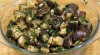 Мариновані баклажани – смачно, просто і оригінально