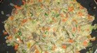 Як приготувати курячі пупки зі сметаною смачно?