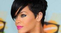 Зачіска з виголеною скронею: дивно чи екстравагантно