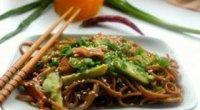 Удон з куркою і овочами: рецепт з різними соусами та іншими видами м'яса