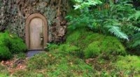 Таємне життя вашого саду. Казкові будиночки в ландшафтному декорі