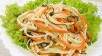 Як приготувати салат з топінамбура