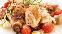 Фрікасе з курки: класичний рецепт