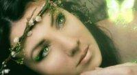 Смокі айс для зелених очей