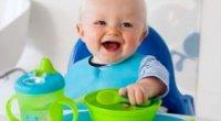 Як навчити малюка жувати в ранньому дитинстві