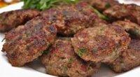 Котлети з яловичого фаршу: рецепти з фото