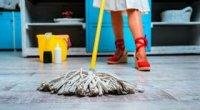 Як правильно мити підлогу кожен день та після ремонту