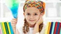 Як привчити дитину до порядку і прибирання