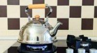 Корисні поради для господинь: як почистити чайник лимонною кислотою
