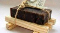 Дігтярне мило – натуральний засіб від прищів і вугрів