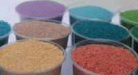Як використовувати кольоровий пісок?