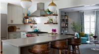 Вітальня, суміщена з кухнею: за і проти