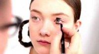 Як зробити традиційний японський макіяж на очі