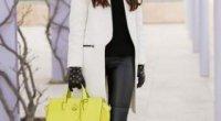 Біле пальто: з чим його носити і як почистити