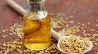 Лляна олія для локонів: цінні властивості і варіанти застосування
