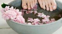 Ванночки від пітливості ніг