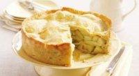 Тісто для шарлотки з яблуками: простий рецепт