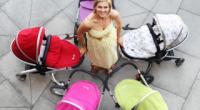 Як вибрати дитячу коляску для дитини