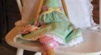 Як зшити забавну ляльку тільду своїми руками?