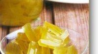 Рецепти приготування цукатів з кавунових кірок
