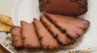 Як приготувати яловичину, запечену в рукаві? – Прості рецепти