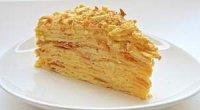 Торт «Наполеон» на сковороді: рецепти з фото