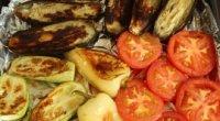 Як правильно запікати овочі?
