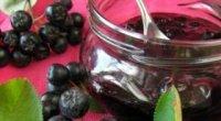 Рецепти смачного і корисного варення з чорноплідної горобини з різними добавками
